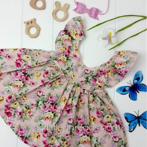 girlsfloraldressspringpink-600x800